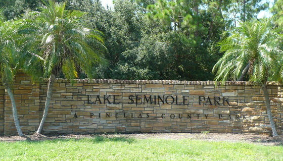 Lake Seminole State Park